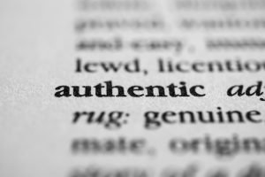 Authenticity in Communications - Uncovering what you're really about rather than staying the same old crap - Cameo Digital